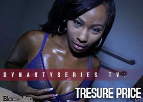 Ason Productions presents: Tresure Price @IAmTresureP