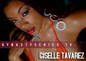 Ason Productions presents: Giselle Tavarez @GiselleTavarez