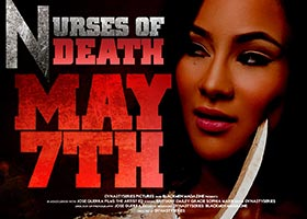 Brittany Dailey @BrittanyDailey: Nurses of Death Previews #1 – Coming May 7th – Jose Guerra