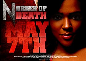 Sophia Marie @IAmSophiaMarie: Nurses of Death Previews #1 – Coming May 7th – Jose Guerra
