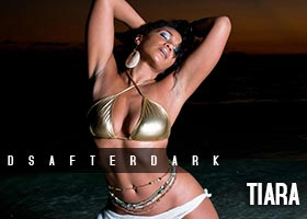 Tiara @Tiara_Kristine: Nite in the Sands – TiaraExclusive.com