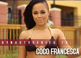 Coco Francesca @COCO_FRANCESCA – New Video – Ice Box Studio – IBMM Management