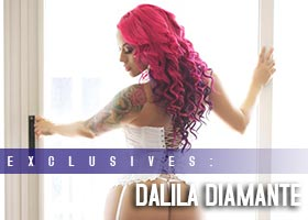 TooLow's Finest Finds: More Pics of Dalila Diamante @sexy305d – Joe Rivera