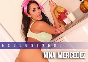 Nina Mercedez @Nina_Mercedez: Pastel  Desperado Digital