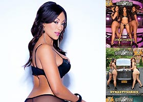 Hasana Nvus @haustheboss‎ in DynastySeries Issue of Straight Stuntin