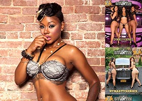 P.R. Rocket @PRRocket321 in DynastySeries Issue of Straight Stuntin