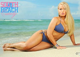 Amazin Amie – South Beach Candy – Paul Cobo