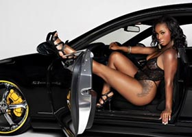 @Soletron Top 10 Sexiest Model Pics – Courtney Ayana