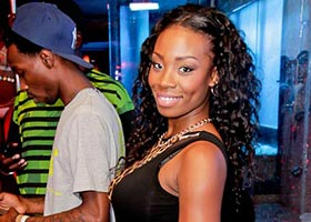 LaStarya @LaStarya – Straight Stuntin DynastySeries Issue Release Party