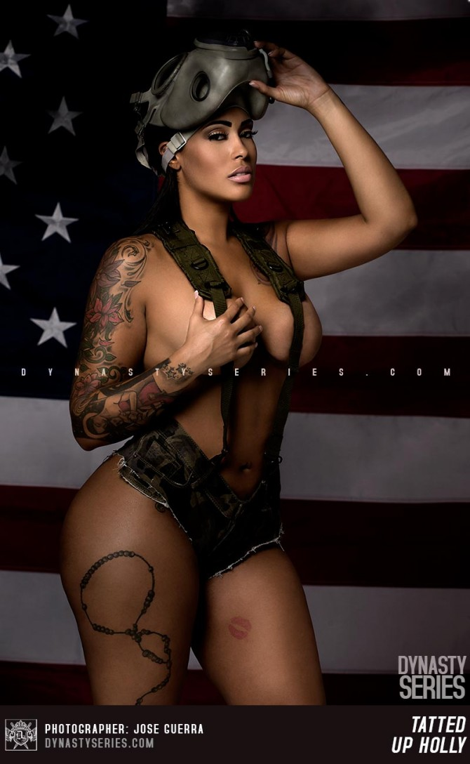 Tatted Up Holly @tatteduphollyyy: Declaration of Revolution – Jose Guerra