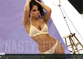 Charm Killings @charmkillings: Behind the Scenes Video – Frank D Photo