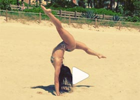 Tiffany Turner @Tiffany_Turner – Instagram Video of the Day Double Dose