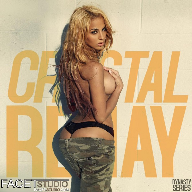 Crystal Renay @crystalrenay_: Writing's On the Wall – Facet Studio