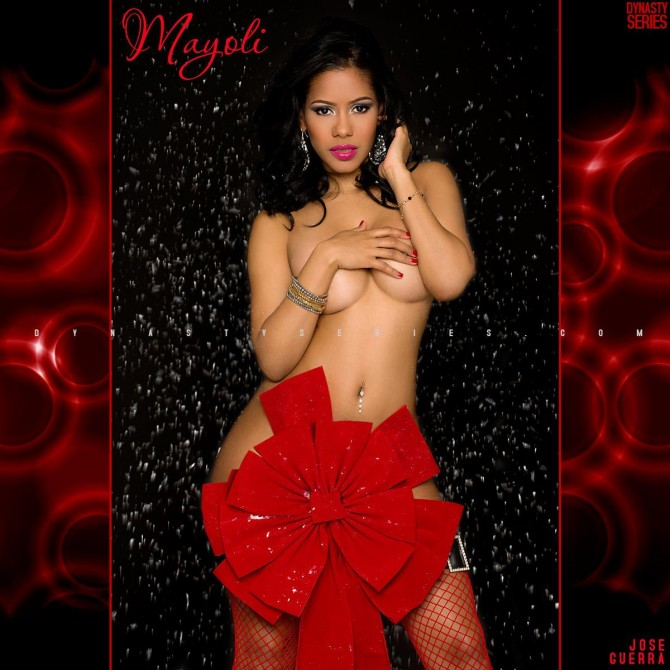 Mayoli Sena @mayolisena: It's Beginning To Look Alot Like Christmas – Jose Guerra
