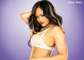 Maliah Michel @iammaliahmichel in SHOW Magazine Issue 25