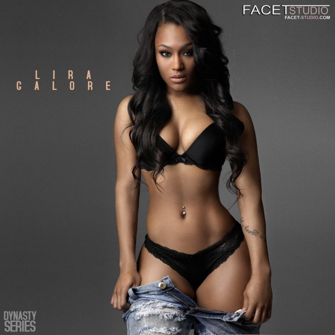 Lira Mercer aka Lira Galore @Lira_Galore: Reintroduction – Facet Studio