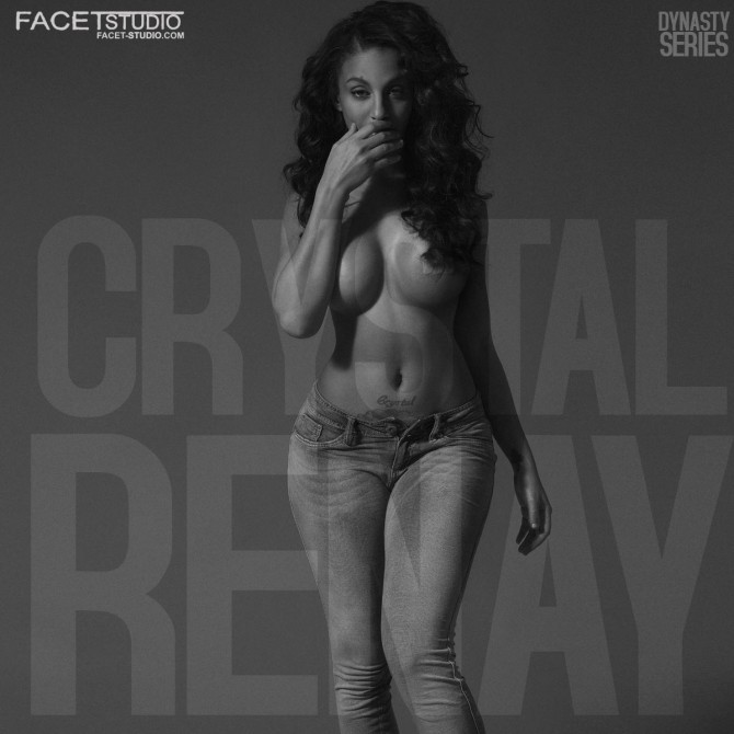Crystal Renay @crystalrenay_: Censored – Facet Studio