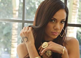 Erica Mena @iamErica_Mena – Behind the Scenes with Regime Magazine