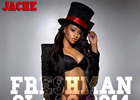 Jache Sharnise @jachesharnise: DynastySeries Freshman Class 2014 Preview
