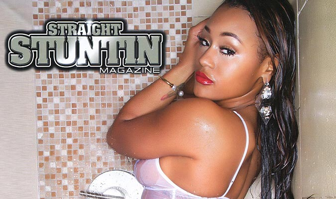 Lira Mercer @Lira_Galore in Straight Stuntin Issue #32