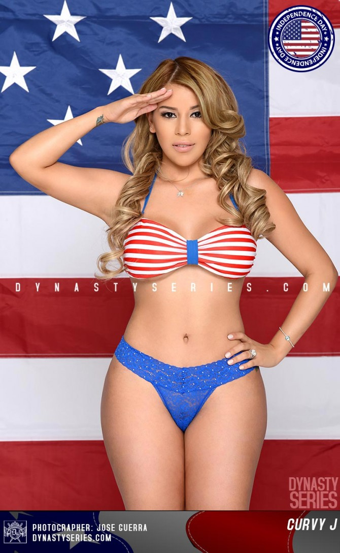 Curvy J @OfficialCurvy_J: Independence Day Part 1 – Jose Guerra