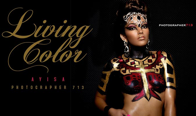 Aysia Garza @BGCaysia: Living Color – Photographer 713
