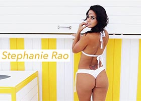 Stephanie Rao @_LadyRao – On The Beach – Video from C89 Productions