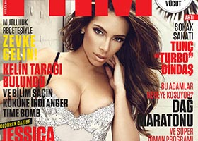 Charm Killings @charmkillings cover FHM Turkey