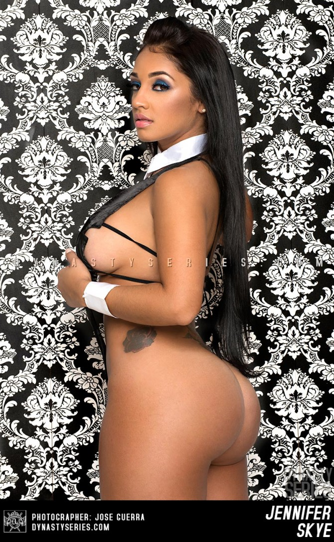 Jennifer Skye @iamjenskye: More from Room Service – Jose Guerra