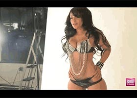 Tahiry Jose – SHOW Magazine Behind the Scenes Video Preview