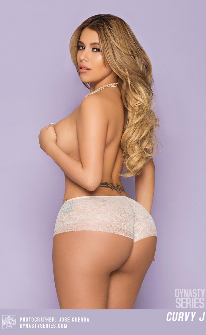 Curvy J @OfficialCurvy_J: More from Enjoy the Curves – Jose Guerra
