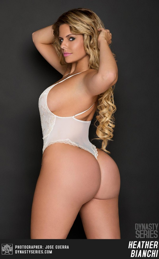 Heather Bianchi @HeatherBianchi – Exclusives – Jose Guerra