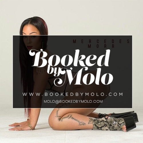 Booked By Molo Celebrity Booking Agency