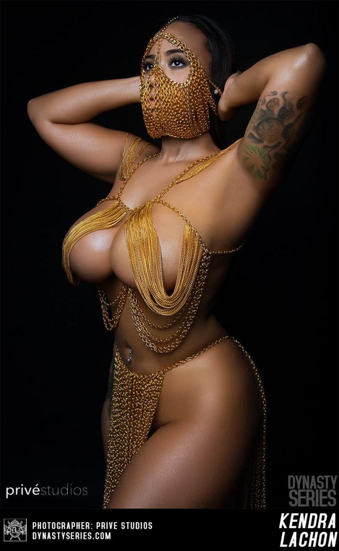 Kendra Lachon @kendralachon: Royalty – Prive Studios and Model Modele