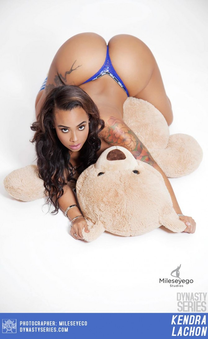 Kendra Lachon @KendraLaChon: Build-A-Bear – Mileseyego Studios
