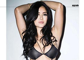 Kim Lee @officialkimlee in FHM India