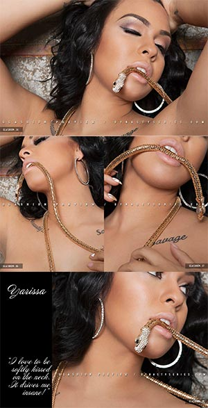 Yarissa G @yarissa_g: Glashion Magazine Previews Part 2 – Frank D Photo