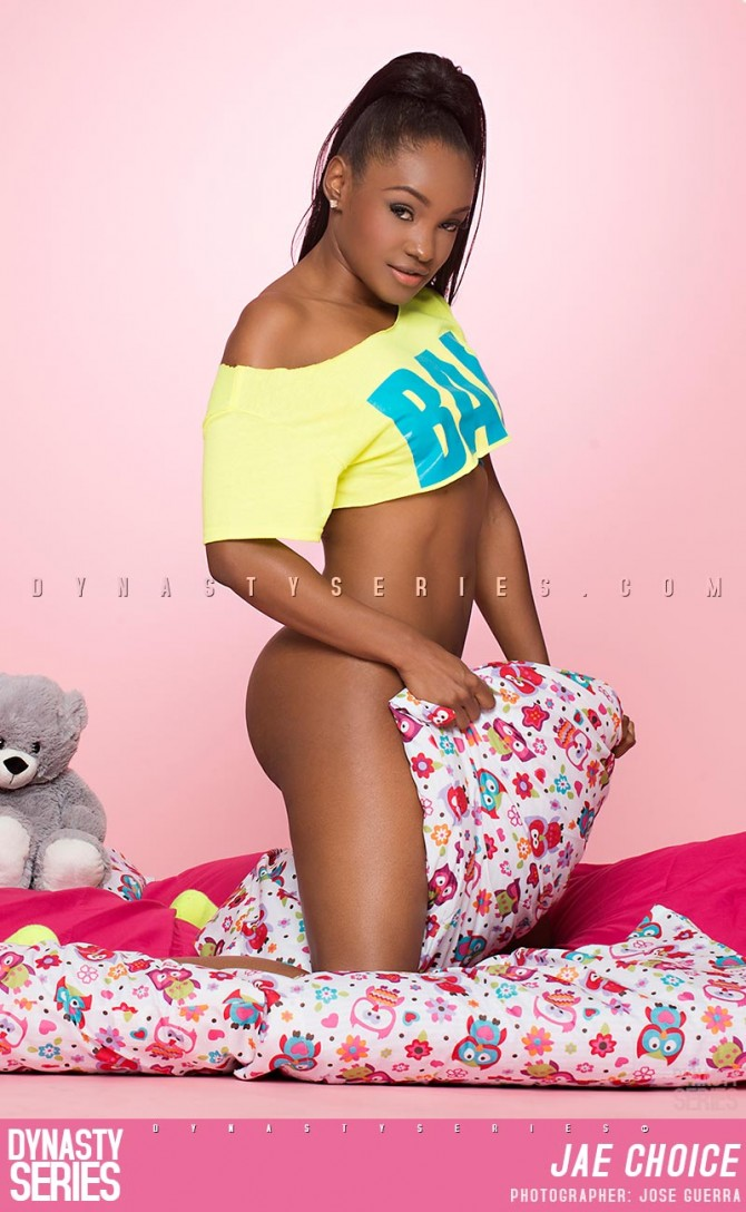 Jae Choice @jaechoice: More of Slumber Party – Jose Guerra