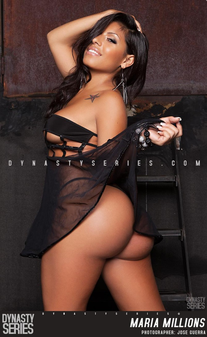 Maria Millions: More of Queen of the Nerds –  Jose Guerra