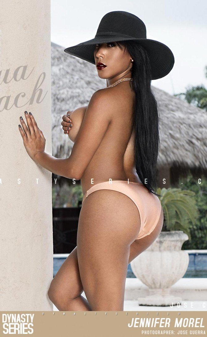 Jennifer Morel @jennmorel: Sosua Beach – More of La Mansión – Jose Guerra