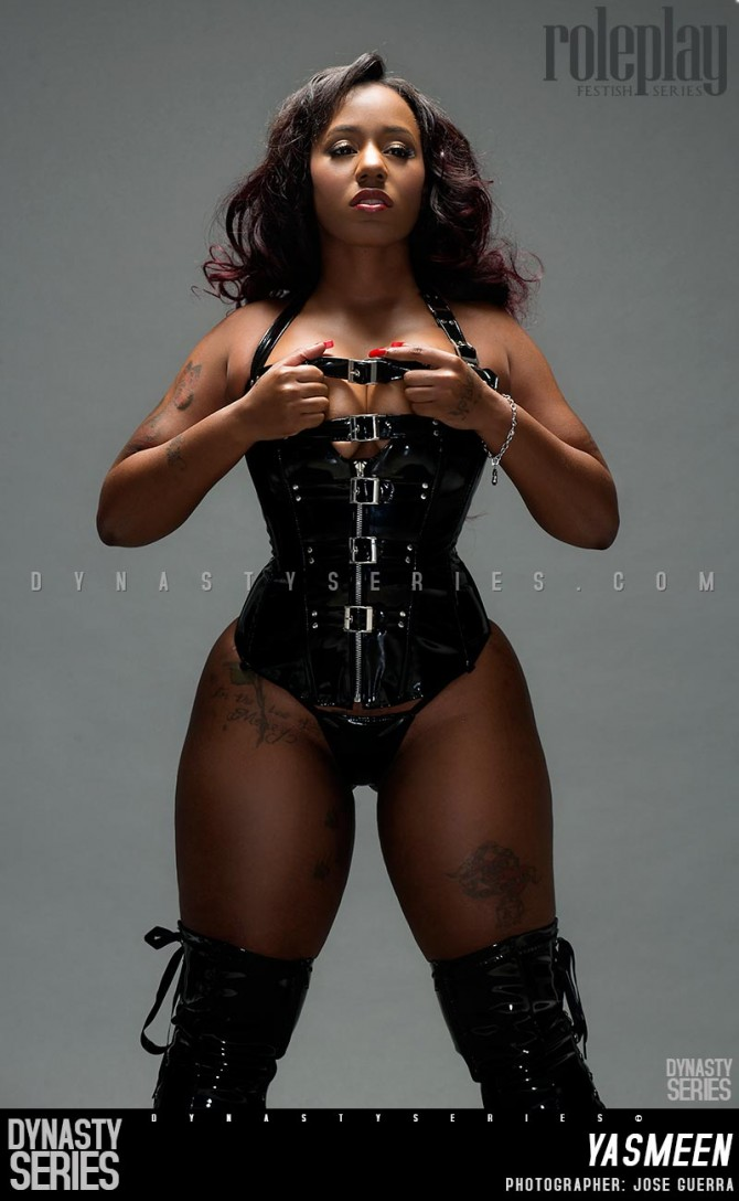 Yasmeen @yasmeen2324: More from RolePLAY – Fetish Series – Jose Guerra