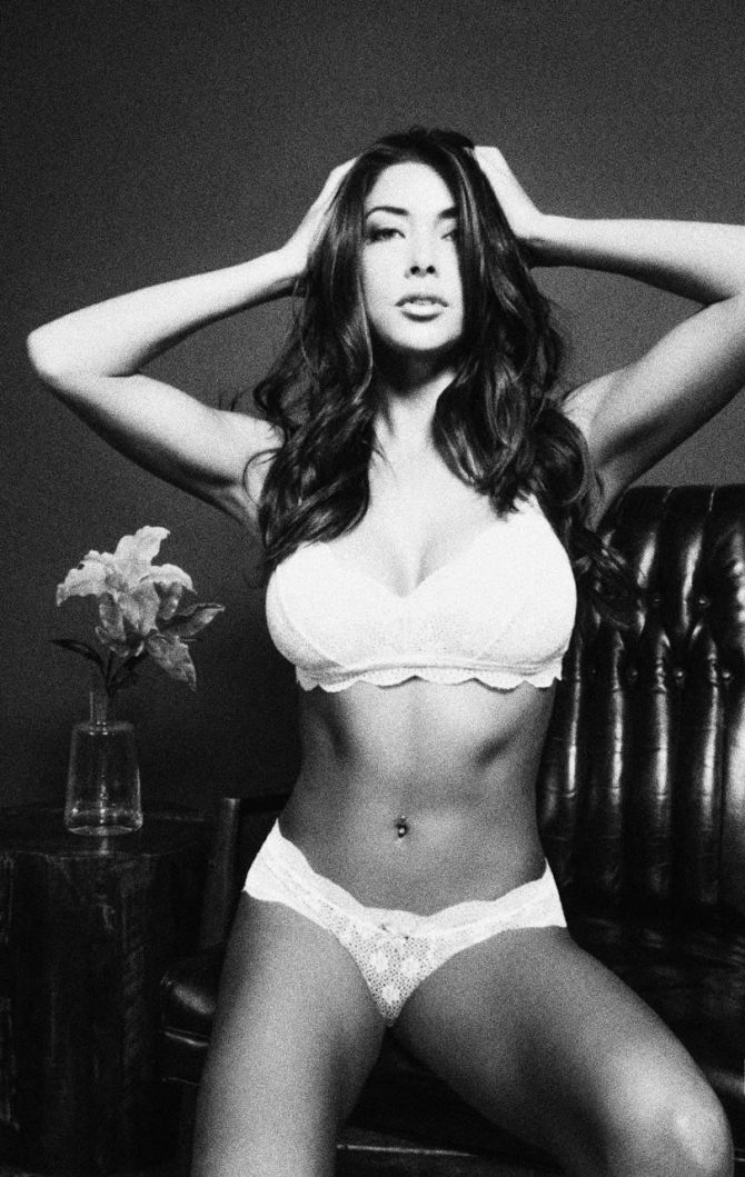 More of Arianny Celeste in Playboy