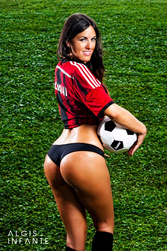 Claudia Romani: The Beautiful Game – Algis Infante