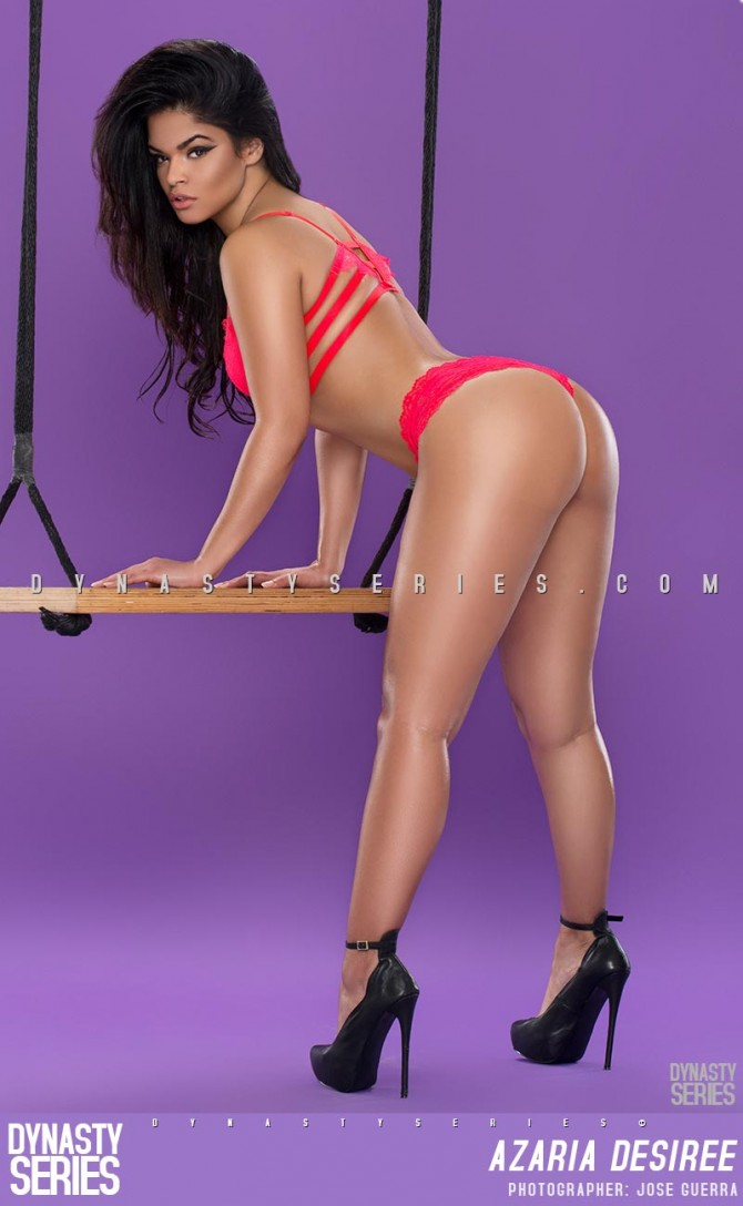 Azaria Desiree @azariadesiree: Trust Your Desire – Jose Guerra