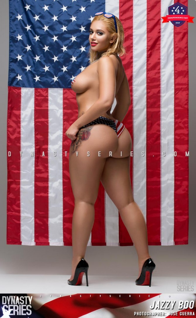 Jazzy Boo @msjazzyboo: More from Independence Day – Jose Guerra