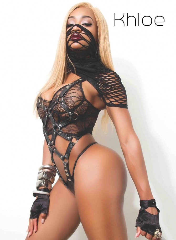 Khloe the Komeup – BlackMenDigital Previews