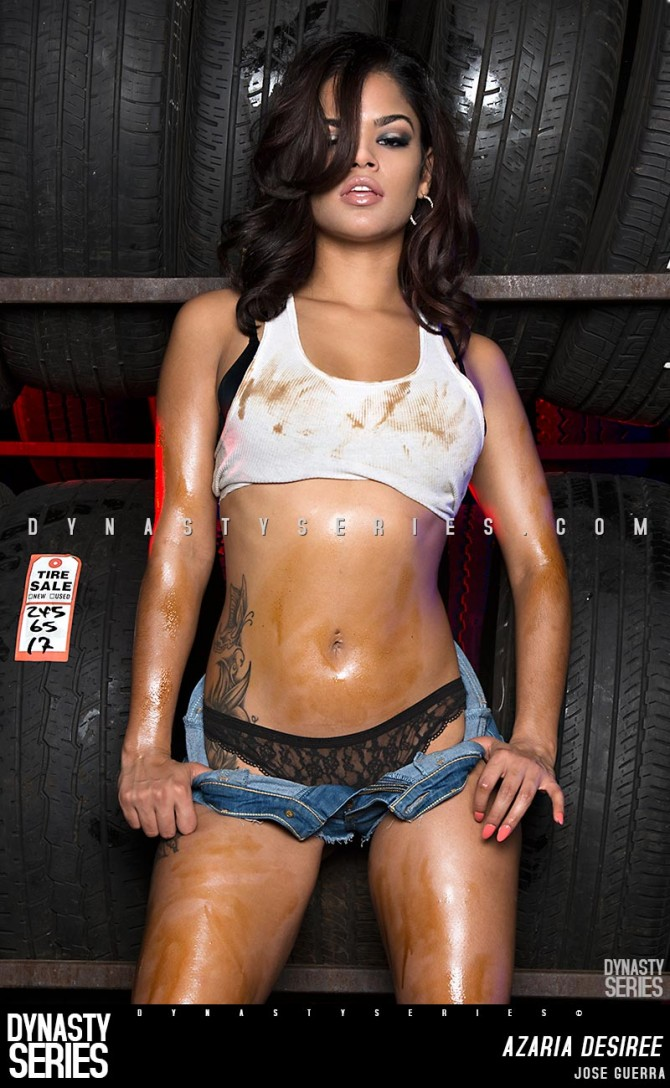 Azaria Desiree @azariadesiree: Auto Body – Jose Guerra