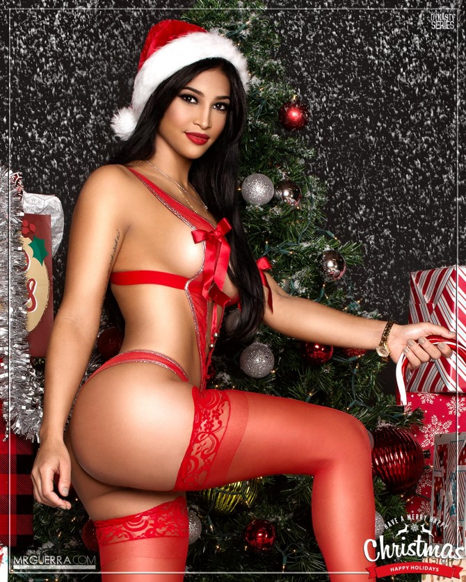 Jazz @jazzopus: All I Want for Christmas – Opus Dolls x Jose Guerra