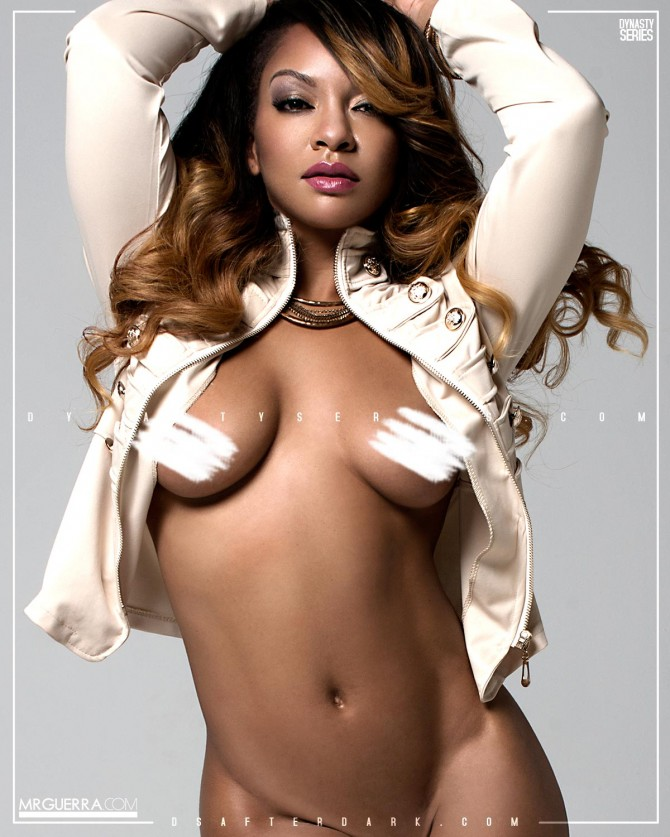 Nikki Renee @nikki.renee: DynastySeries Exclusive x Clothing Optional – Jose Guerra