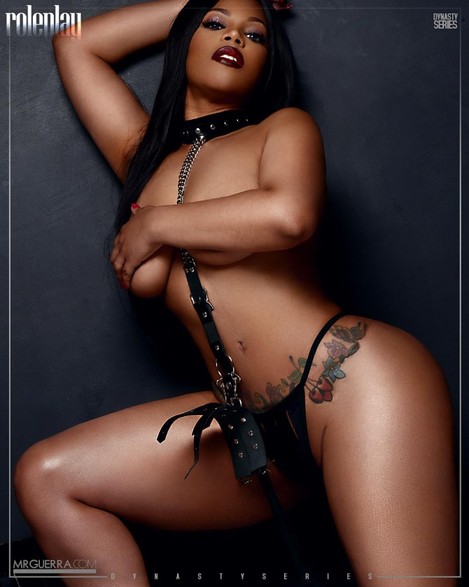 Feeva Daniel @FeevaD: More of RolePLAY – Jose Guerra